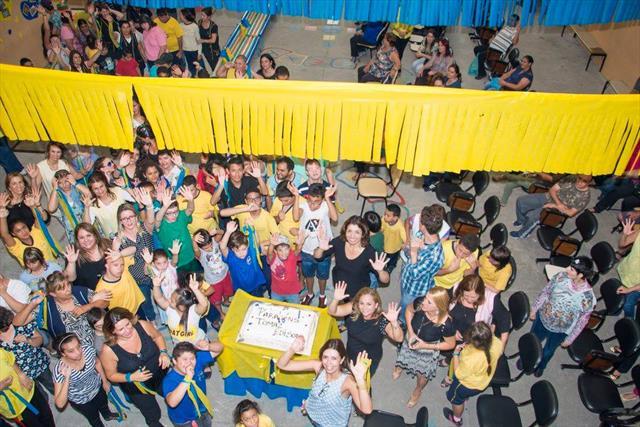 No dia 17 de março de 2016 nossa escola completou