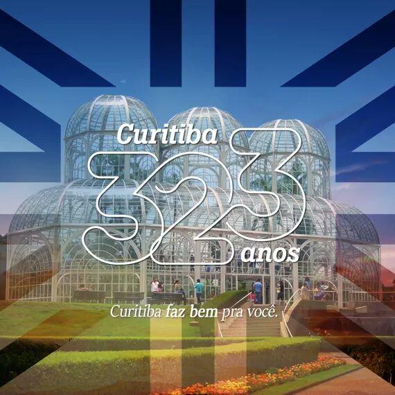 323 ANOS DE CURITIBA
