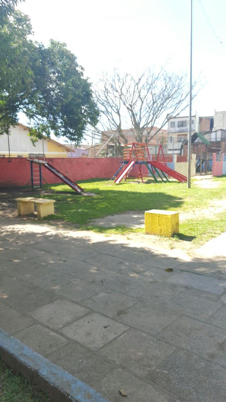Parquinho - Vista Oblíqua