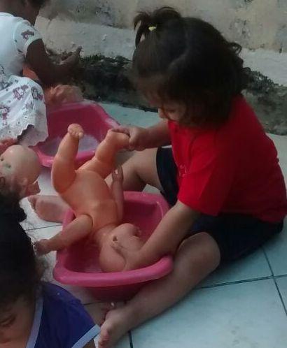 Banho de banheira M2