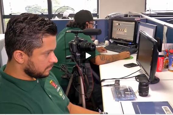 Vídeos que ajudam professores no uso de tecnologias ultrapassam um milhão de acessos no Youtube