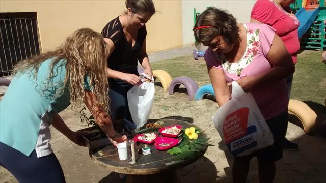 Sábado Pedagógico no CMEI São Braz