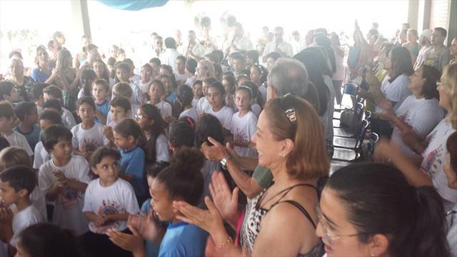 fotos do aniversário Campo Mourão
