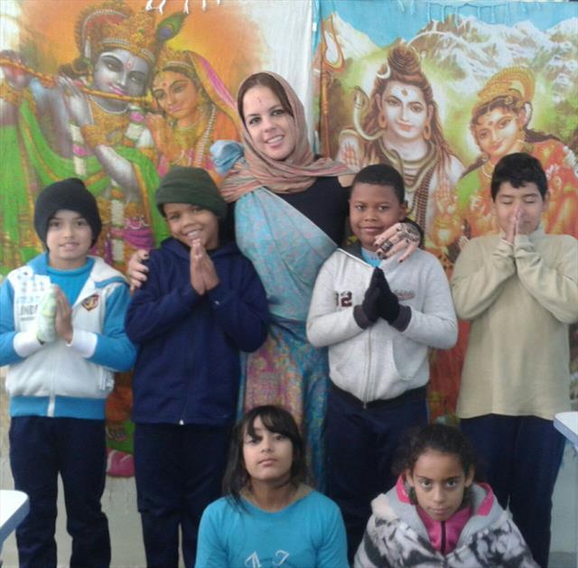 Cultura Indiana nas aulas de Ensino Religioso