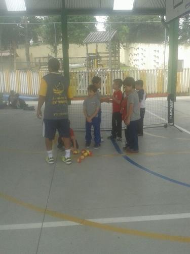 Projeto tênis