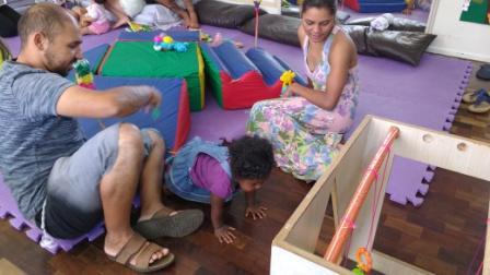 Adaptação Inserção da Criança no espaço educativo