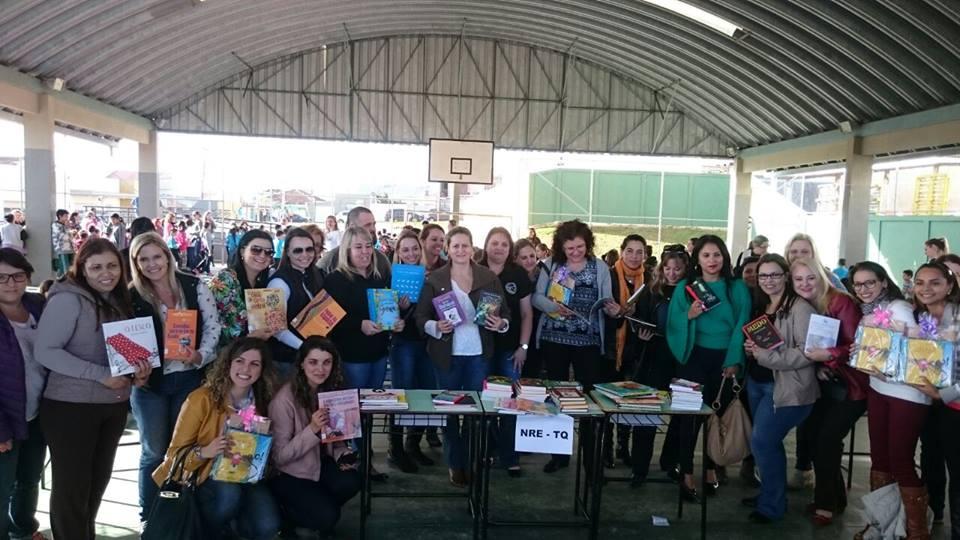 Rede Municipal de Bibliotecas Escolares recebe 21 mil novos livros