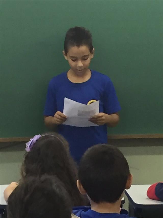 DE OLHO NA NOTICIA. Profª Tatiana Mara - 5º ano A