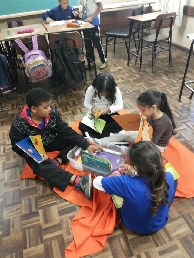 Ambiente Educacional Organizado - Classe Especial