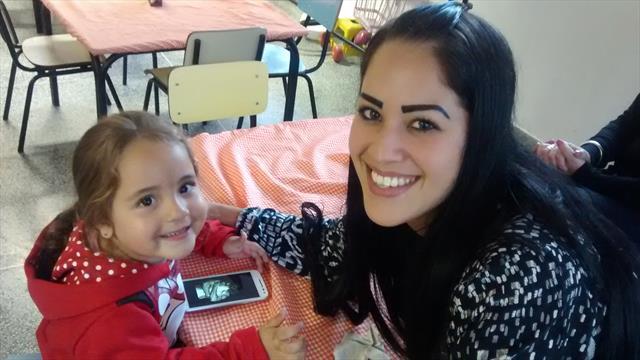 Famílias do MII participam do último dia de atividades da semana em comemoração ao Dia das Mães