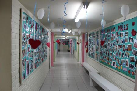 Na noite do dia 06 de maio aconteceu na Escola Mun