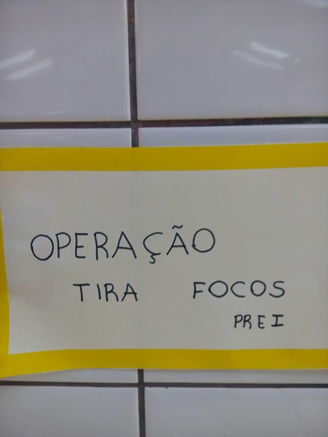 OPERAÇÃO TIRA FOCOS 3