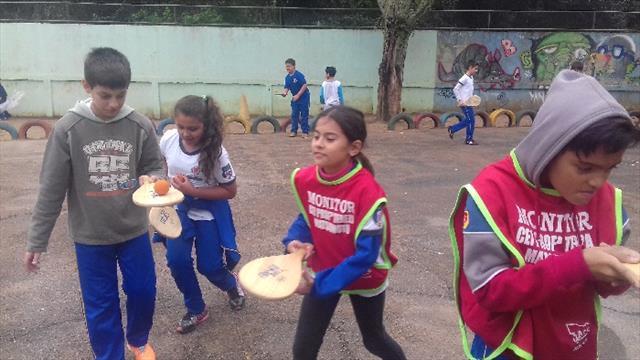 Prática do Movimento - Profª Giu 5º anos