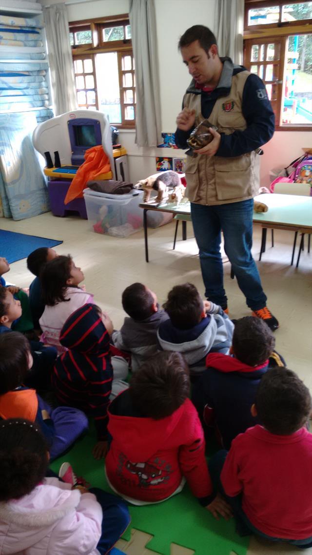 Educação Ambiental no CMEI!