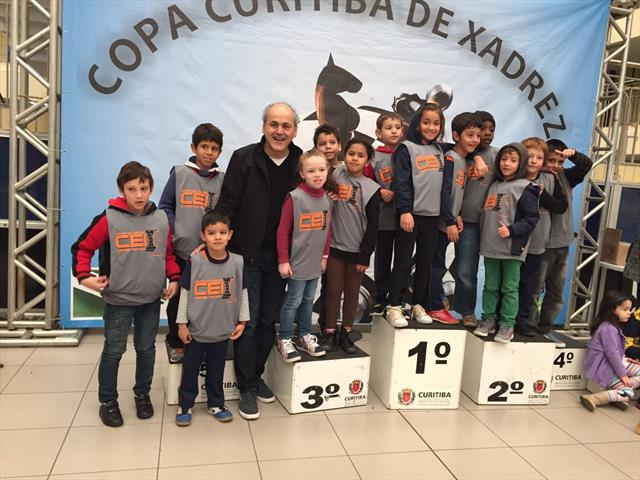 III COPA CURITIBA DE XADREZ - ETAPA II