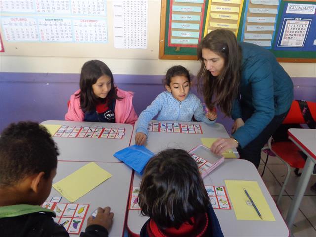 Alfabetização com Jogos