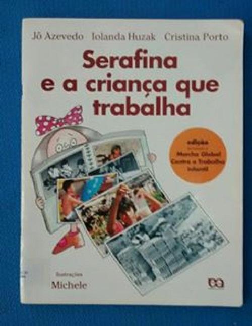 Serafina e a criança que trabalha - biblioteca
