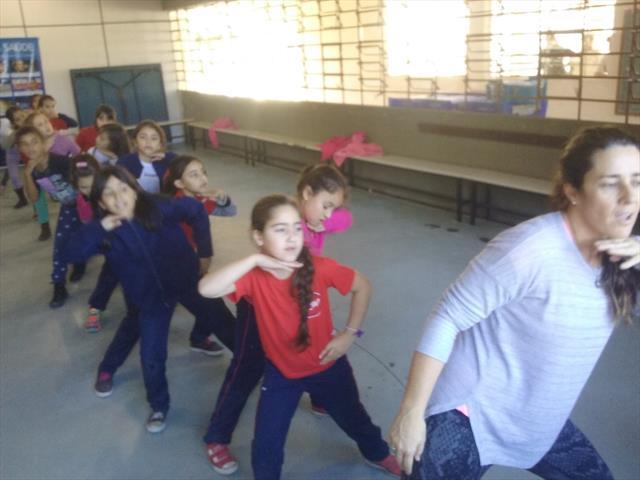 Projeto de Dança