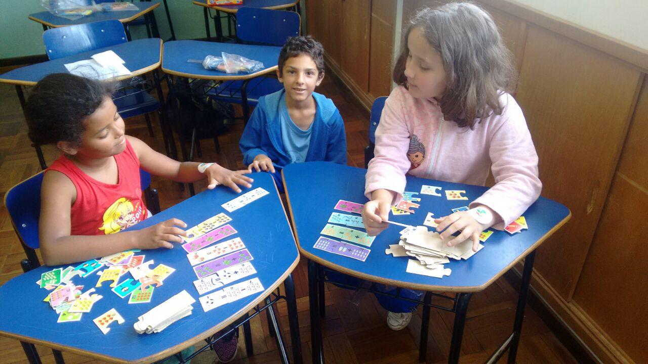 Brincando com as operações,multiplicação e divisão-Apoio Pedagógico-ProfºSilvana