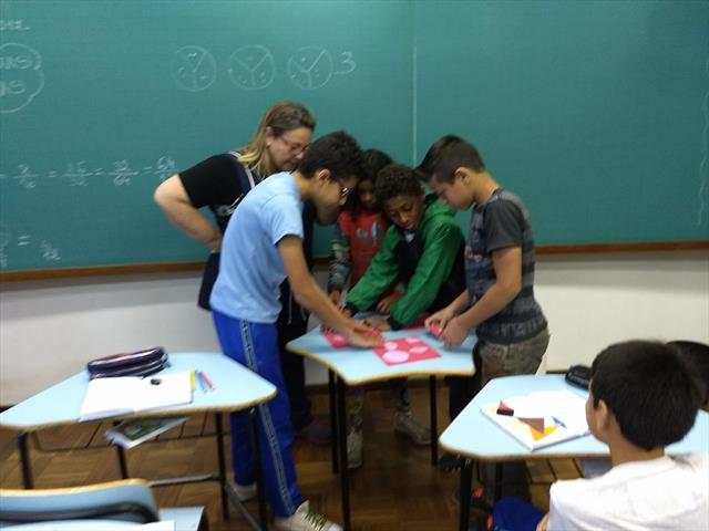 Frações:comparações e equivalências -5ºano A - ProfºKaroline e Luciana Senra