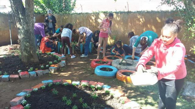 Sustentabilidade na escola