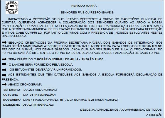 Bilhete Reposição 2017