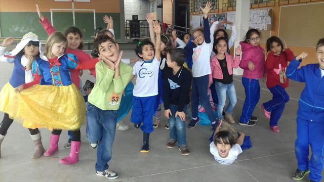 Atrações para a semana da Criança