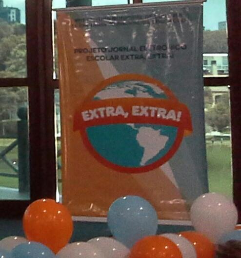 Jornal Eletrônico Escolar Extra, Extra!