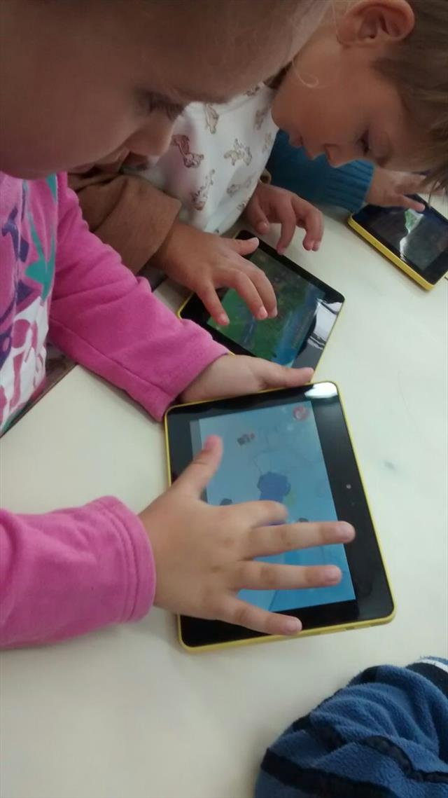 uso de tablets
