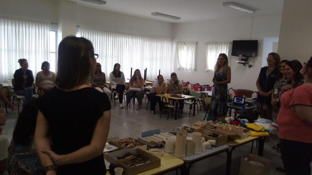 Equipe do Núcleo Regional Matriz Visita as Unidades