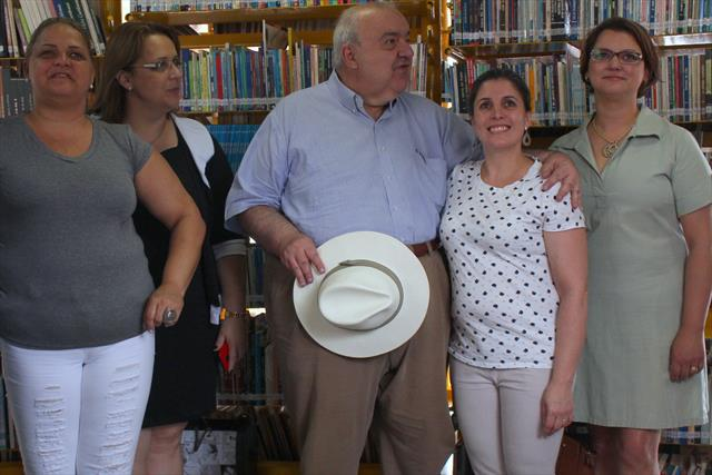 Prefeito  Visita Unidades Municipais da Regional de Santa Felicidade