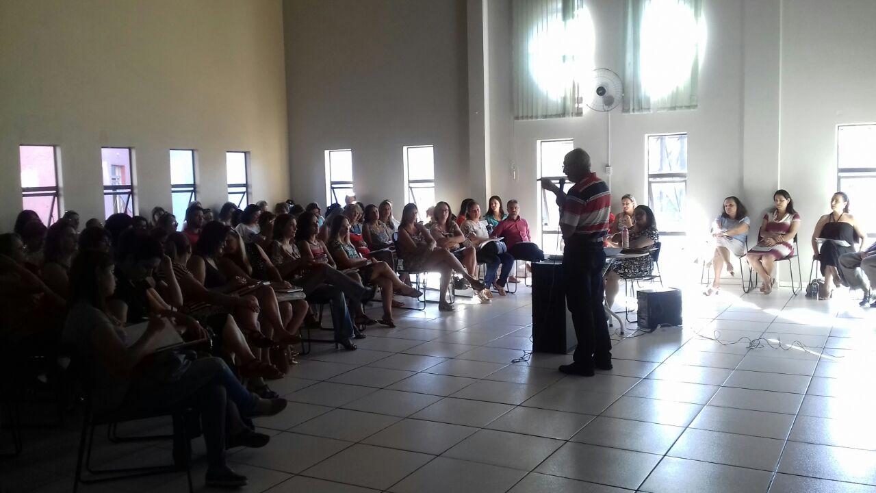 Reunião Pedagógica-Administrativa com as Escolas