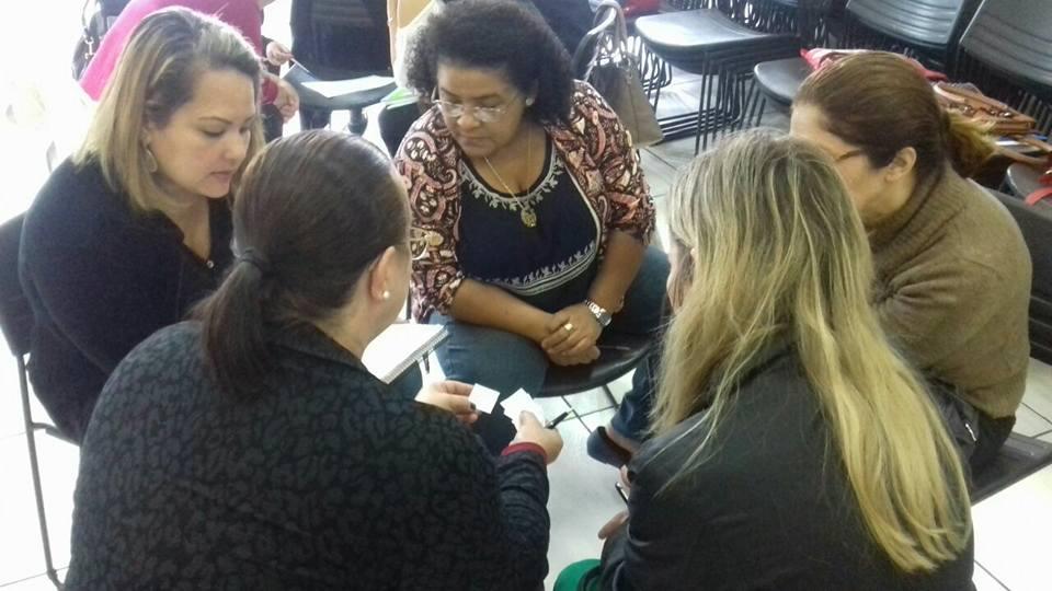 Reunião do Plano de Ação - Integração Escolas e CMEIs