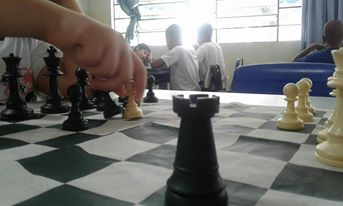 Xadrez na UEI