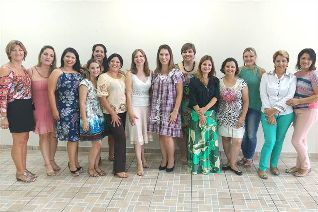 Reunião equipe NRE