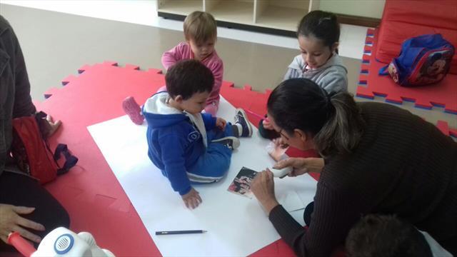 Integração famílias