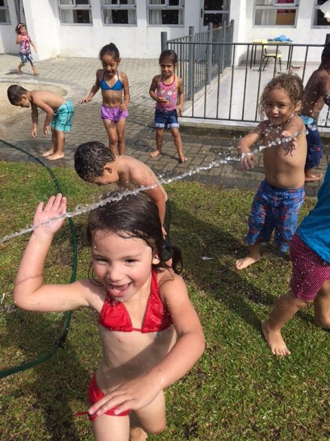 Dia de calor pede: Águaaaaaa!!!
