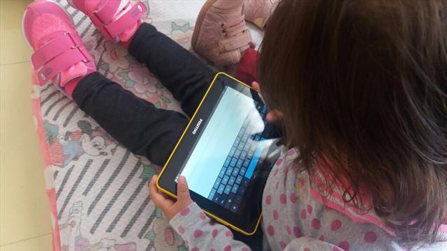 Criança e tecnologia: uma relação com a criatividade