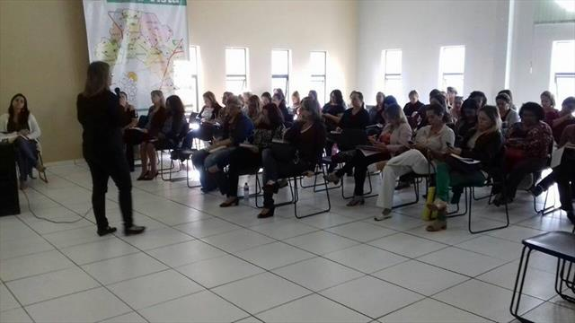 Reunião do Plano de Ação - Integrando Escolas e CMEIs