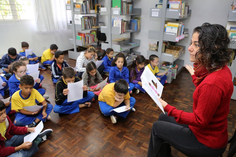 Leitura nas escolas