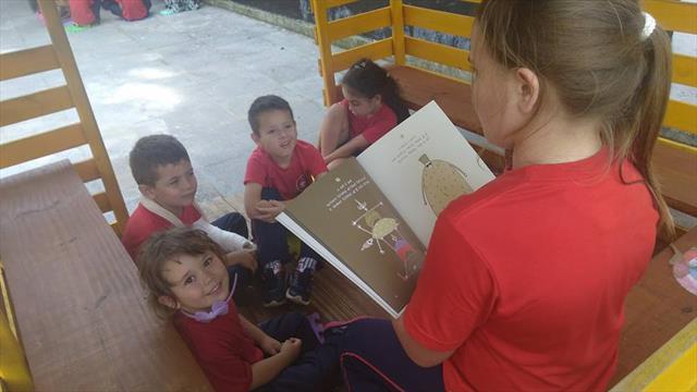 Projeto Comunidade Leitora