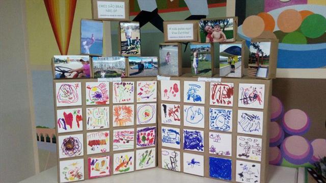 Escolas e CMEIS realizam atividades para exposição em comemoração ao aniversário da cidade
