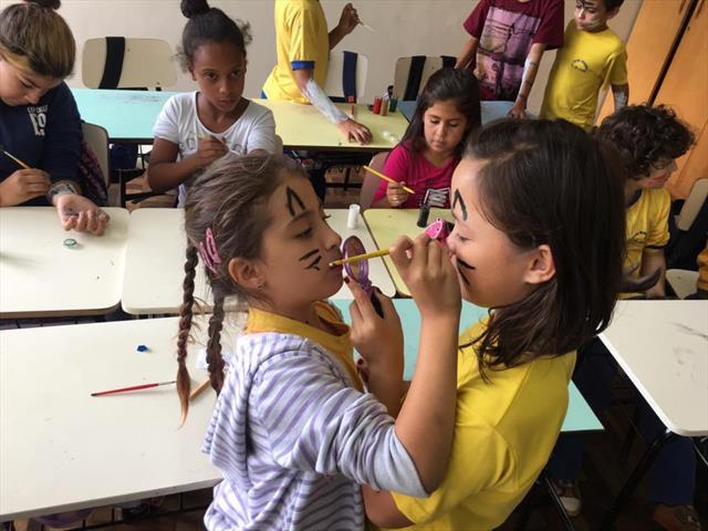 Estudantes do 4º ano A aprendem mais sobre a cultu