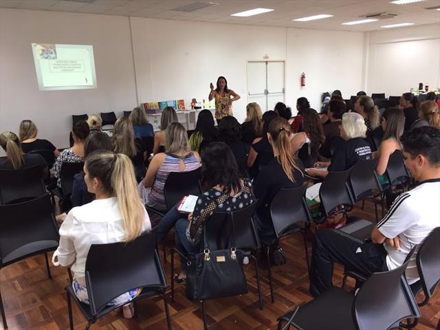 Primeira reunião de pedagogos do ano letivo de 201