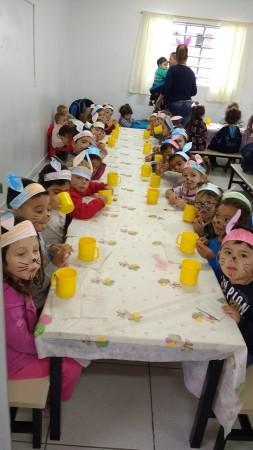 Festa de Páscoa.