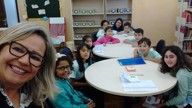 Primeira Reunião do Conselho de Escola Mirim