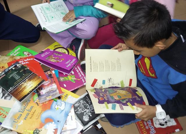 Leitura Diária - Biblioteca Liberdade