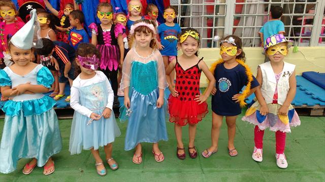 Baile de Carnaval CMEI BOA VISTA