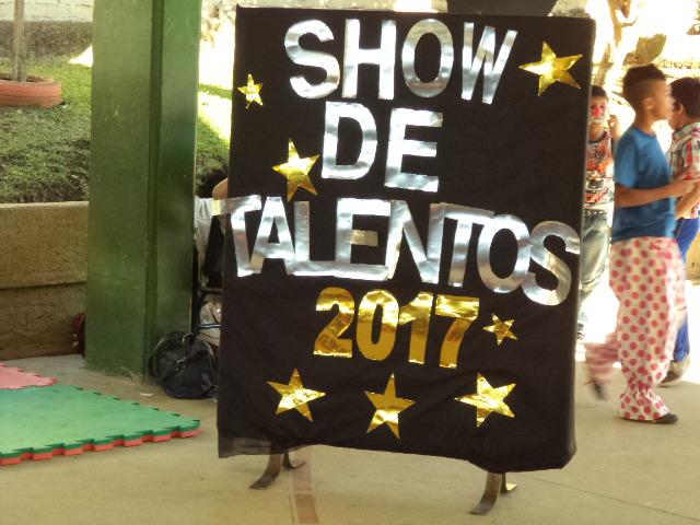 Show de Talentos 2017 Educação Física e Prática do Movimento 1