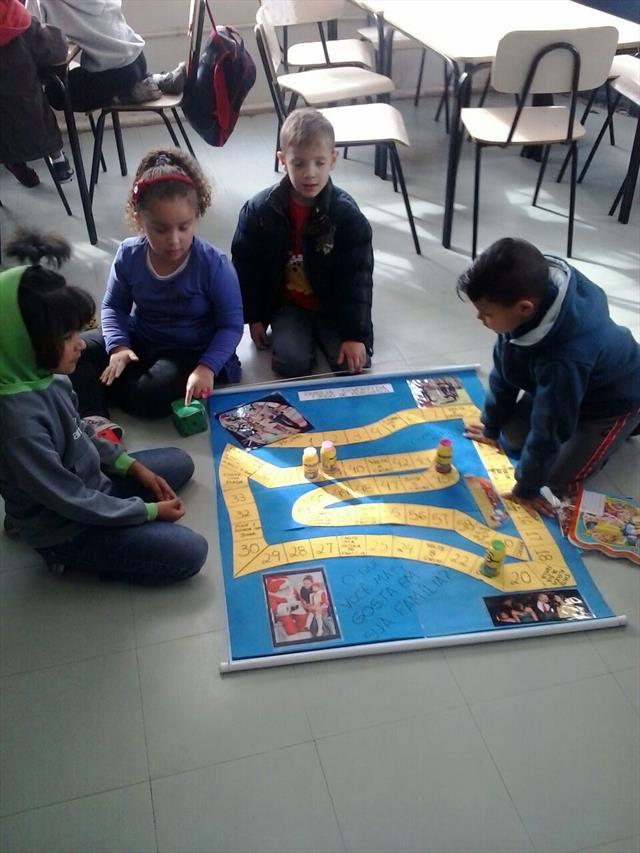 Atividades em comemoração à Semana da Matemática